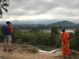 Matt and monks get along well.
