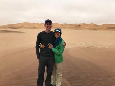 MAP in the desert!