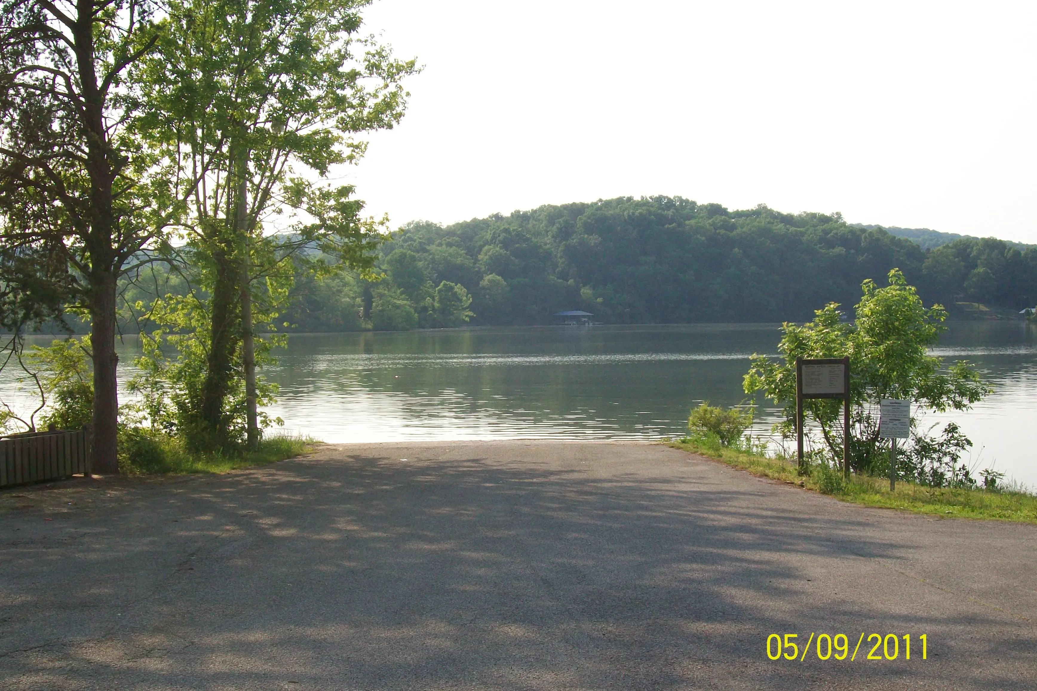 Roane County Parks - Riley Creek Boat Ramp