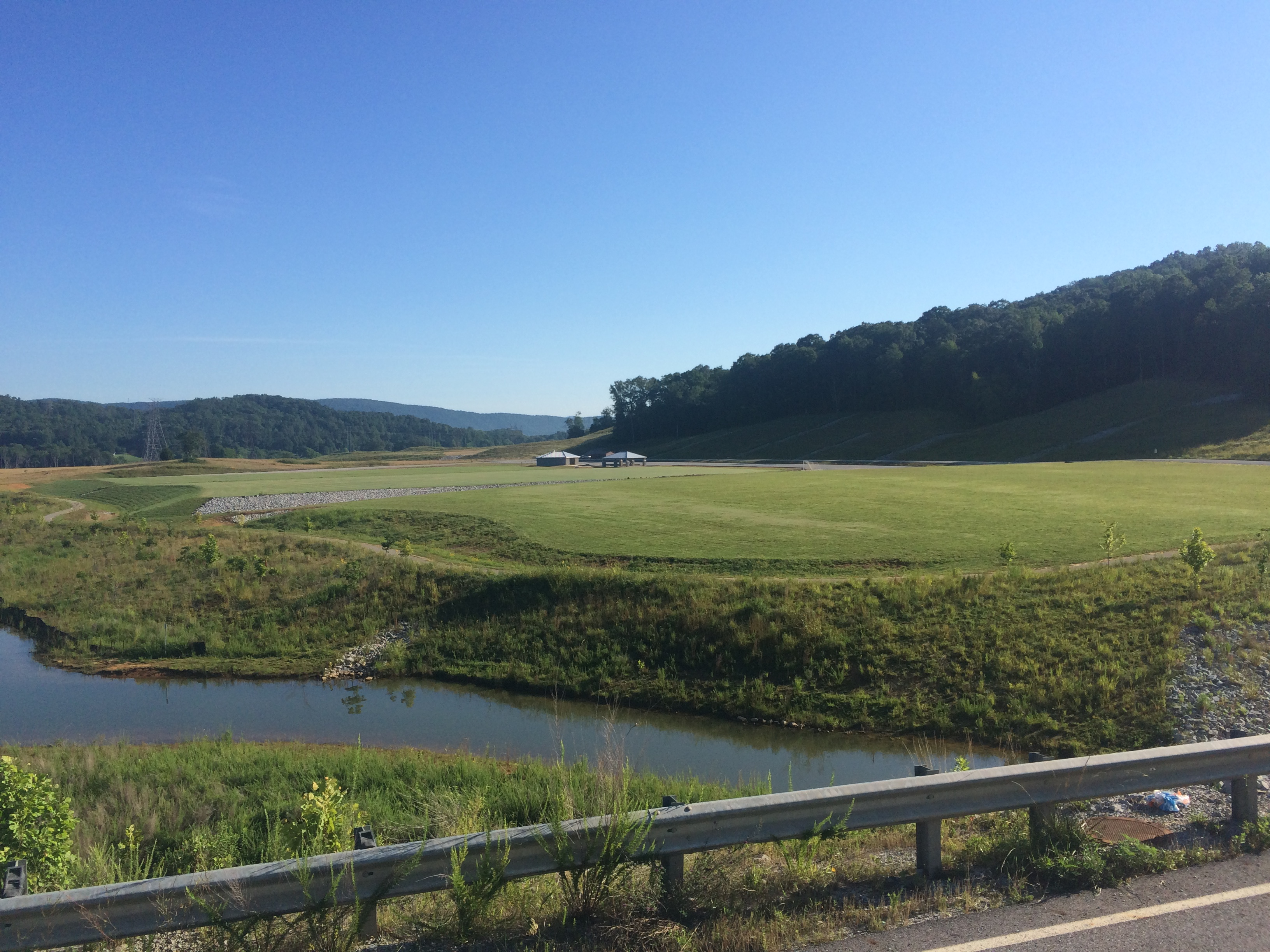 Roane County Parks - Swan Pond Sports Field