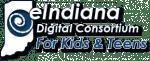 EINDIANA DIGITAL CONSORTIUM FOR KIDS AND TEENS LOGO