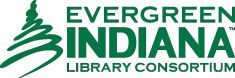 Evergreen Indiana Library Consortium logo