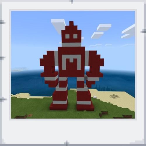 MinecraftEDU Build Challenge