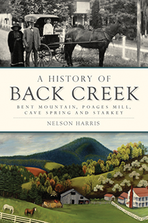 'Back Creek' book topic of lecture Feb. 27; Virginia in WW1 coming in March
