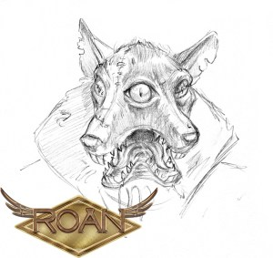 Quick Oroborous guard sketch 01 + Logo
