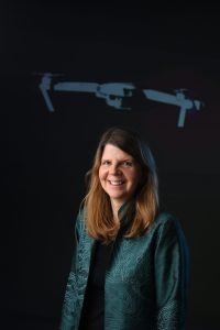 Inventing the Future. Claire Tomlin, EECS.Photo Copyright Noah Berger / 2017