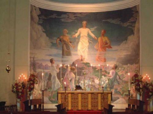 """The Transfiguration"" Image credit: shehansilva.wordpress.com"