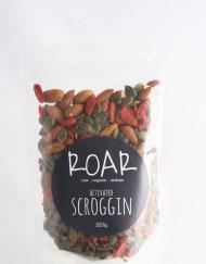ROAR superfood activated scroggin