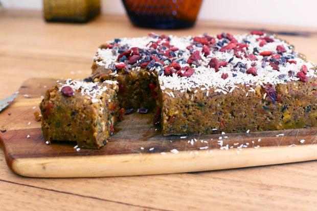 Recipe vegan raw christmas cake forumfinder Image collections