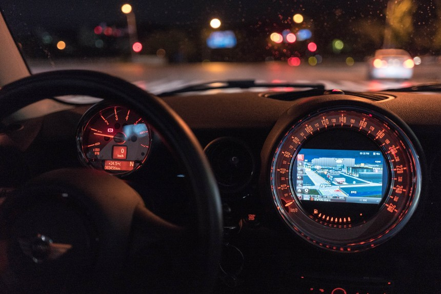 With 3D street view, you can drive anywhere easily