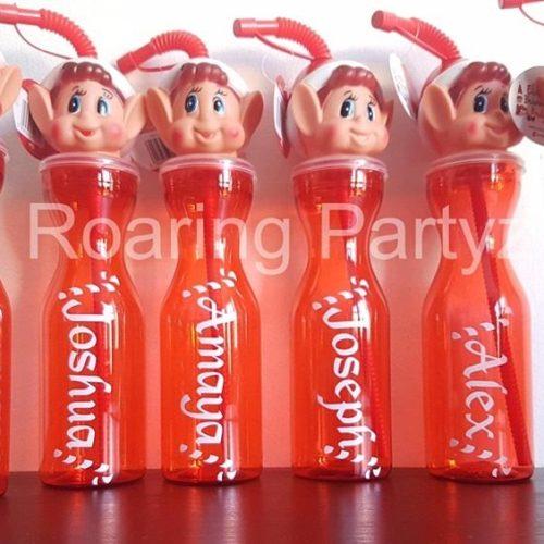 Personalised Elf Bottle