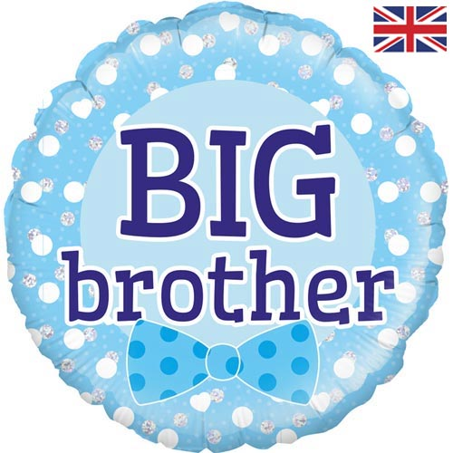 18 Inch Big Brother Balloon