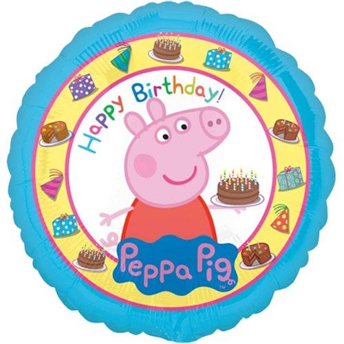 "18"" Peppa Pig Balloon"