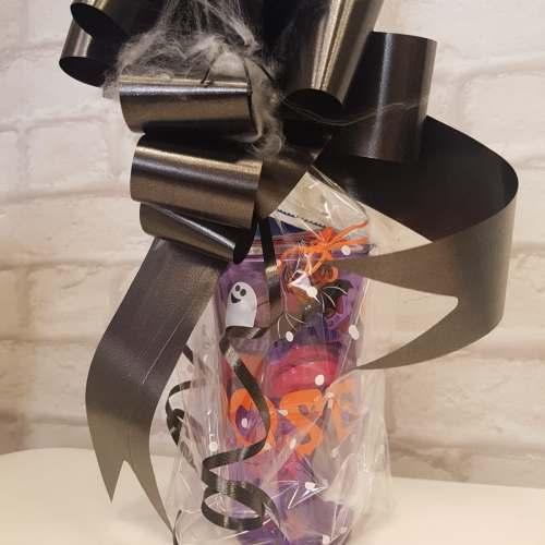 Personalised Halloween Treat Cup