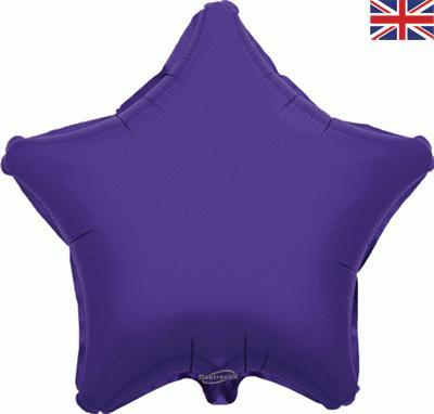 18 Inch Purple Star