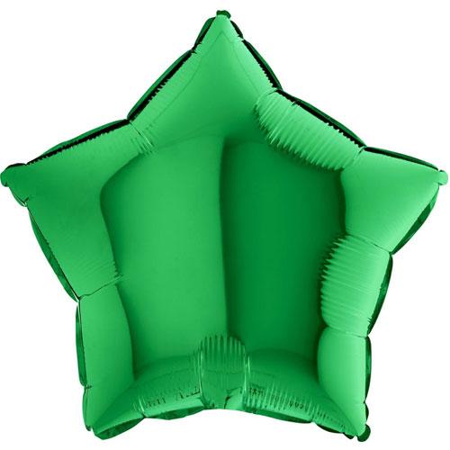 18 Inch Green Star