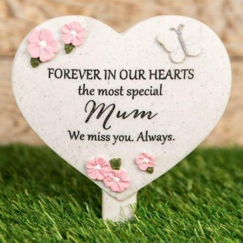 THOUGHTS OF YOU 'MUM' GRAVESIDE STAKE