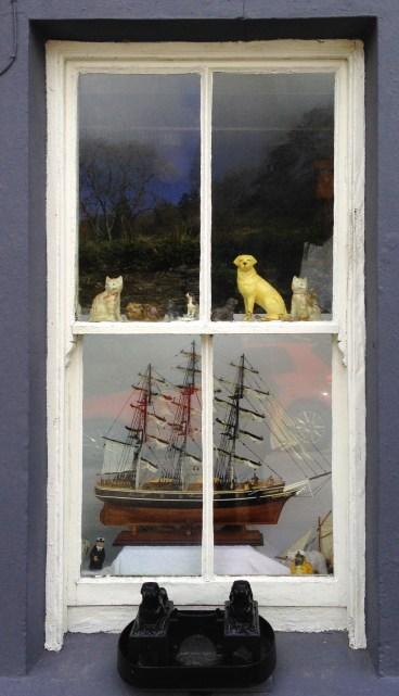 Castletownshend Window