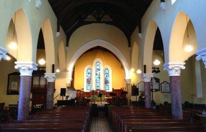 Abbeystrewry Church