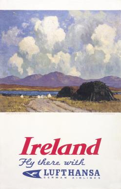 irish-art-travel-poster.-ireland-by-paul-henry-fly-there-with-lufthansa-18-p