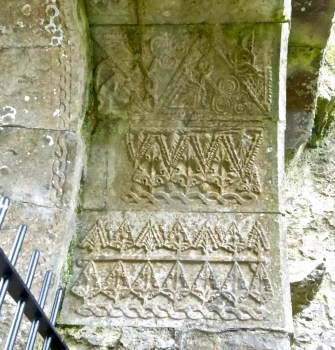 Ballinacarriga carvings