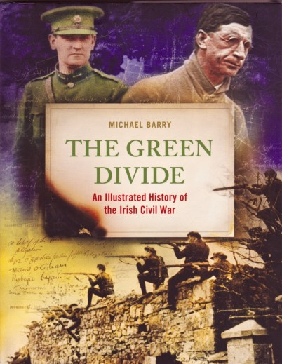 green divide cover