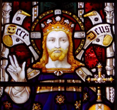 Transept window 3