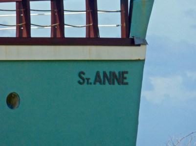 st anne name