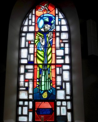 Kieran, Rath Church