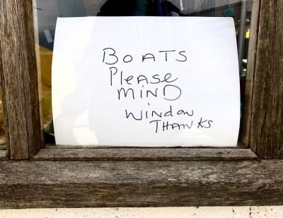 boats mind