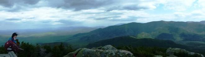 Trip Report Mt. Garfield NH