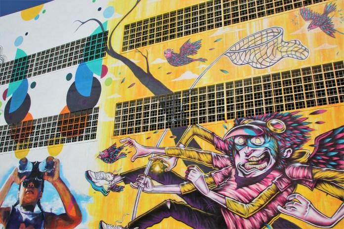 Street Art with a Story in Wynwood Miami - RoarLoud