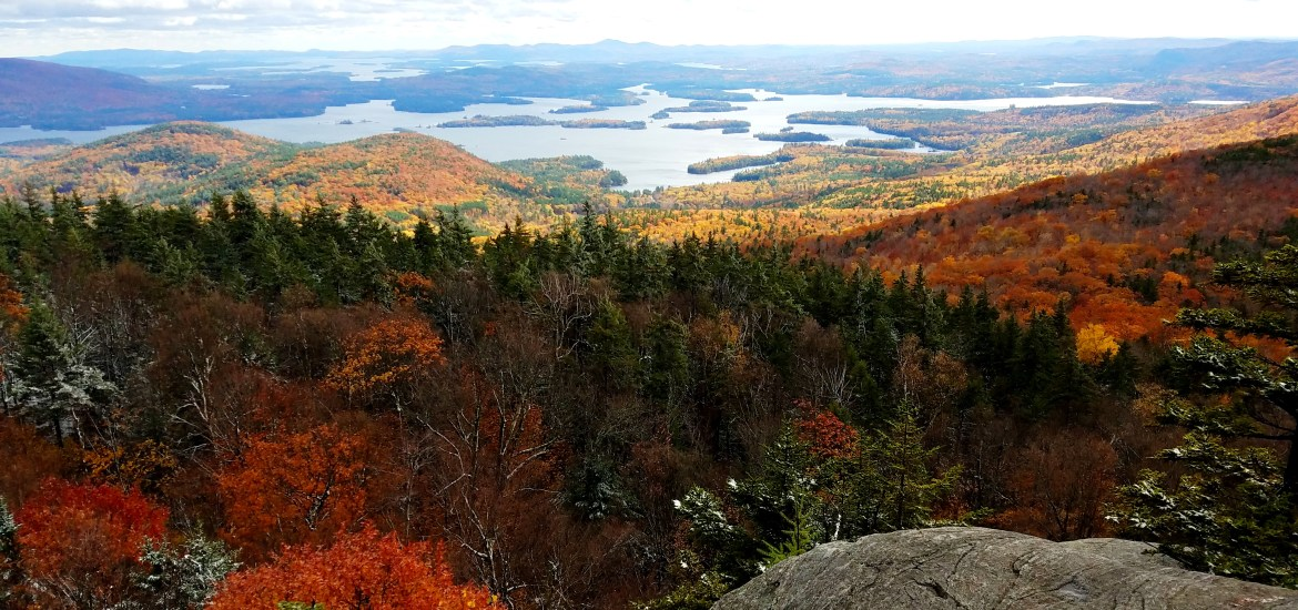 Best Colors of Fall in New Hampshire