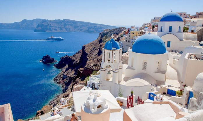 Top 25 Dream Destinations Around the World
