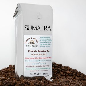 Sumatra Fresh Roasted Coffee