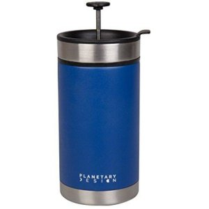 Planetary Design BruTrek 20 oz Steel Toe French Press Travel Mug