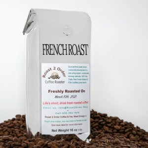 French Roast Fresh Roasted Coffee
