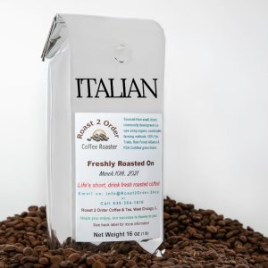 Italian Fresh Roasted Coffee
