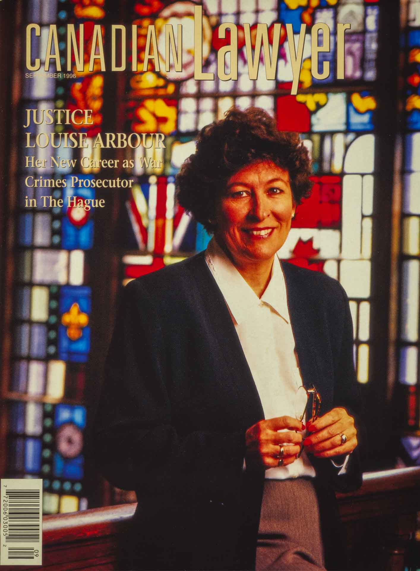 Justice Louise Arbour