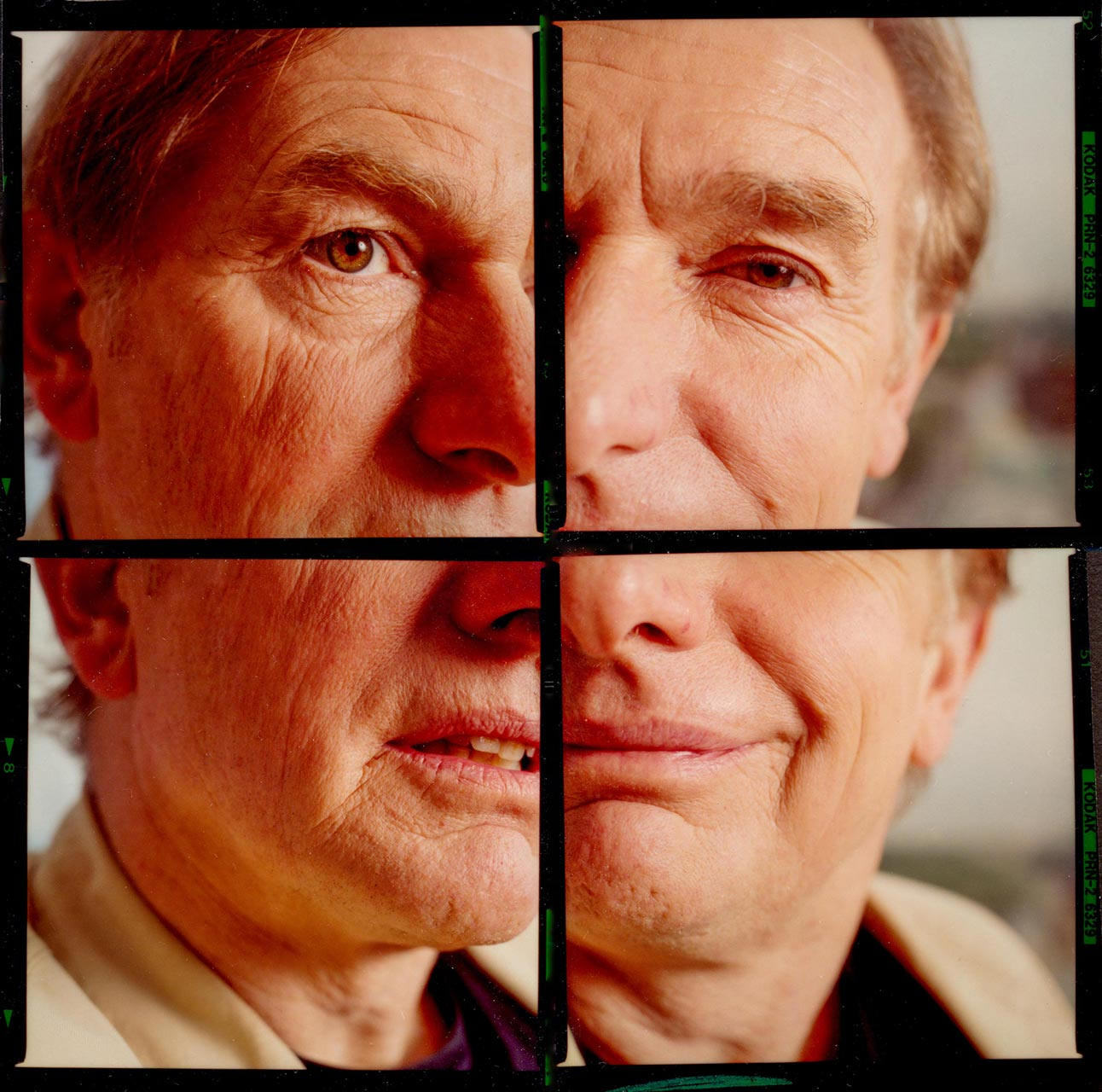 Australian Director Peter Weir makes the cover of the Globe & Mail's Entertainment section
