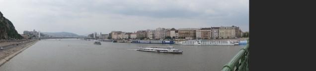 Danube at Budapest