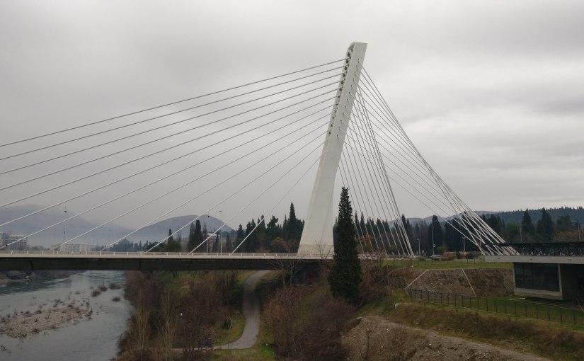 To Podgorica and beyond – Montenegro