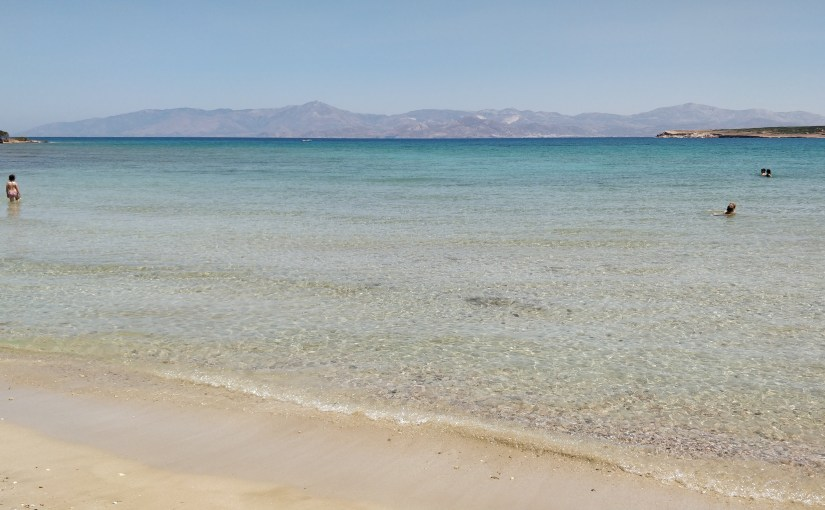 Greece: One last beach day