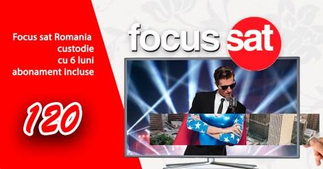 focus satelit