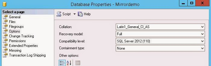 Creating a mirror for your Citrix database - robbeekmans net