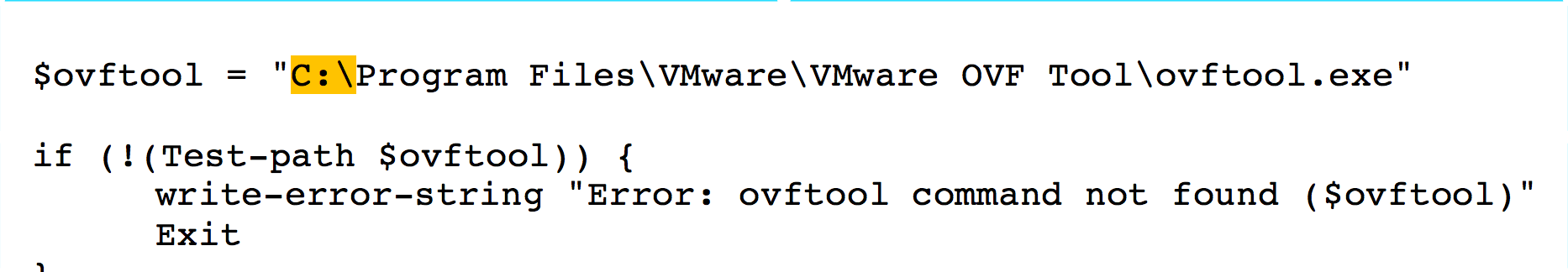 Deploying VMware Access Point with PowerShell - robbeekmans net