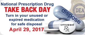 Natick Prescription Drug Drop-Off This Saturday
