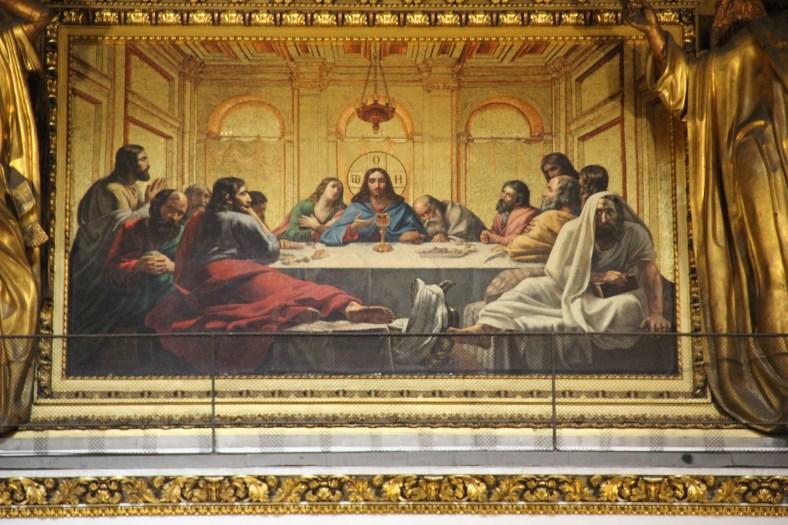St Isaacs - Last Supper