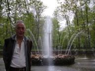 Peterhof - RW & Sun Fountain