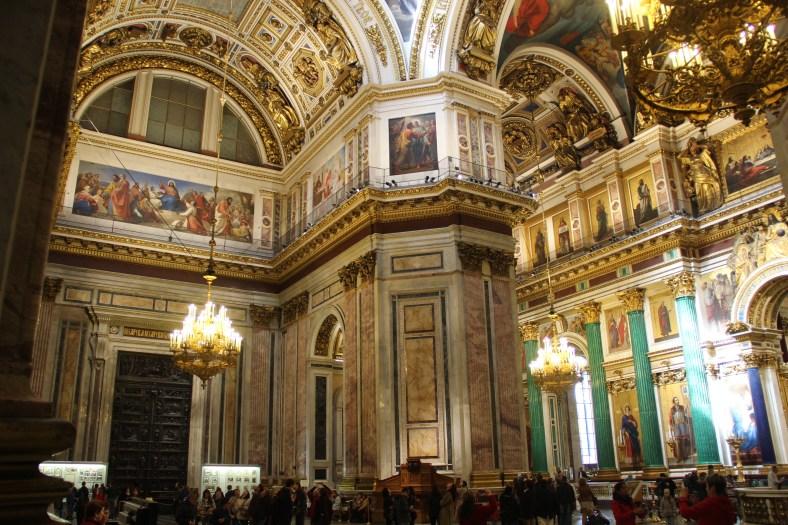 St Isaacs - Interior